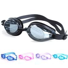 Новые Регулируемые очки, очки для плавания, анти-туман, УФ защита, Детские Водонепроницаемые силиконовые зеркальные очки для плавания