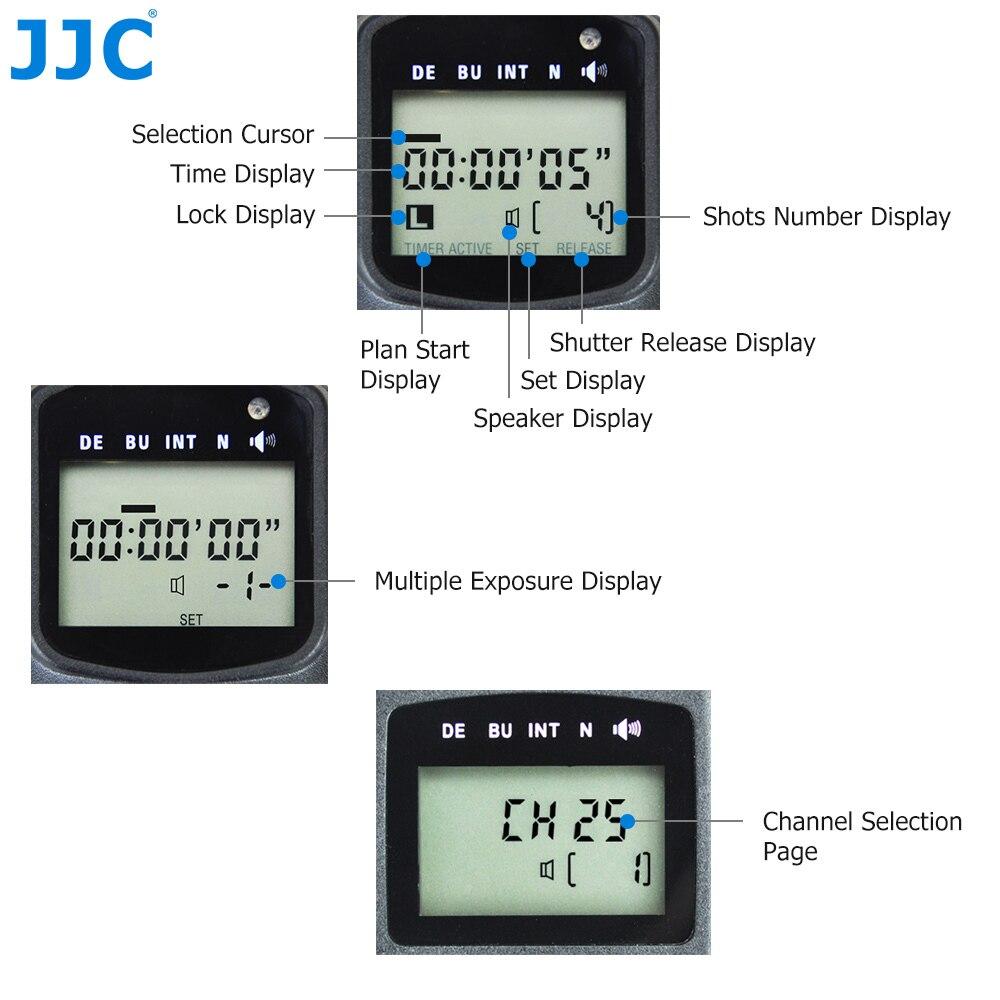 Control Remoto Inalámbrico para JJC II SIGMA DP1 DP2 DP3 Quattro Cámara como CR-31