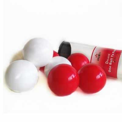 Multiplication de balles Rouges