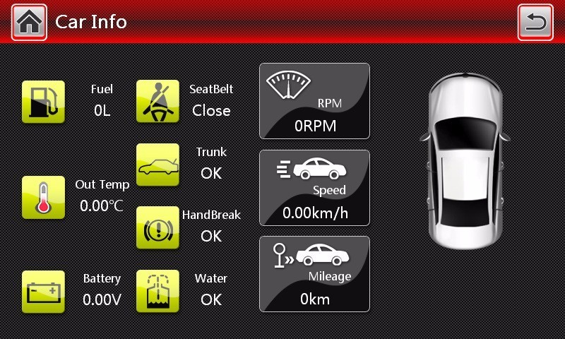 Skoda Octavia 08-13 DEL aile miroir indicateurs répéteurs Paire Set GAUCHE DROIT