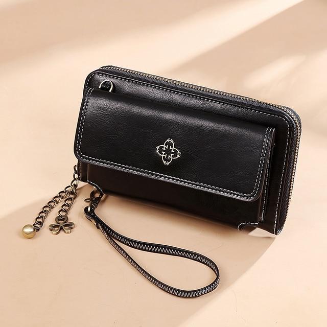 AOEO Women Phone Bag Double...