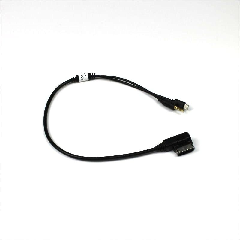 Interfaccia MDI AMI MMI AUX Adattatore Per Audi S4 S5 S6 S8 Q3 Q5 Q7 R8 Auto Multimediale Audio Connettore del Cavo Dati Musica filo