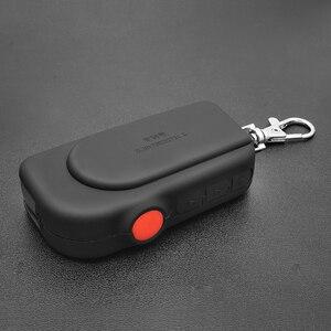 Image 2 - 새 버전 a93 커버 케이스 키 체인 starline a93 lcd 양방향 원격 컨트롤러 보호 쉘에 대 한 유리와 키 블레이드