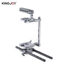 New Kingjoy KH-6820 Camera Cage Rig for Sony A7 Series A6500 A6300 A6000 for Nikon Canon 5D mark II for BMCC BMPC etc Cameras