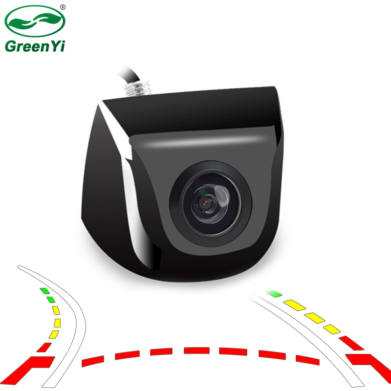 Camera Parking-Line Dynamic Trajectory Reverse-Backup Rear-View Android Dvd-Monitor Tracks