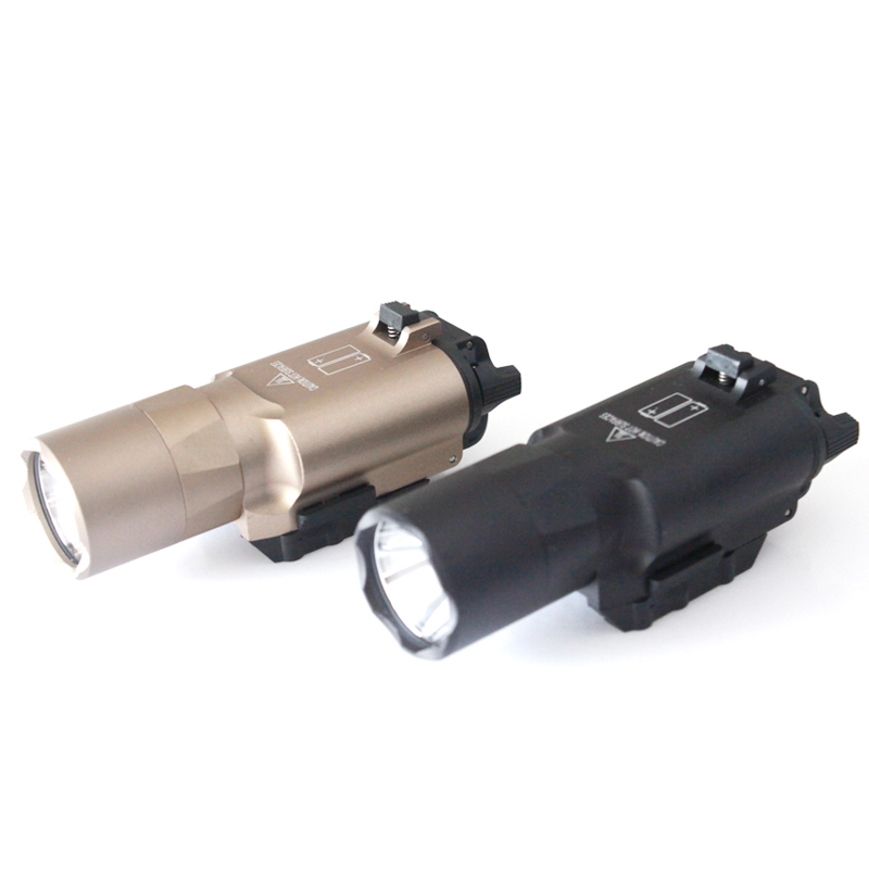 Tactical light X300U Ultra LED Weapon Light for hunting free shipping