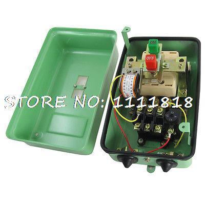 14-22A 10KW 13.4 HP 120-430V Shunt Coil Trip Motor Protection Starter 3 Pole 10pcs rjp4301app rjp4301 to 220f 430v