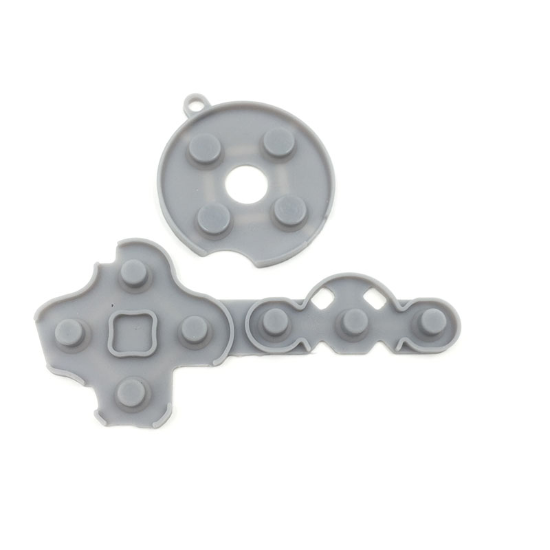 Replacement Parts Rubber Silicone Contact Pad A B X Y Button D-Pad For Microsoft Xbox 360 Controller