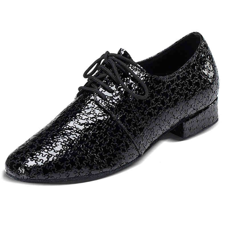 Latin Dance Shoes Men Adult Outdoor Soft Bottom Square Dance Shoes Man Sneaker Modern Shoes First