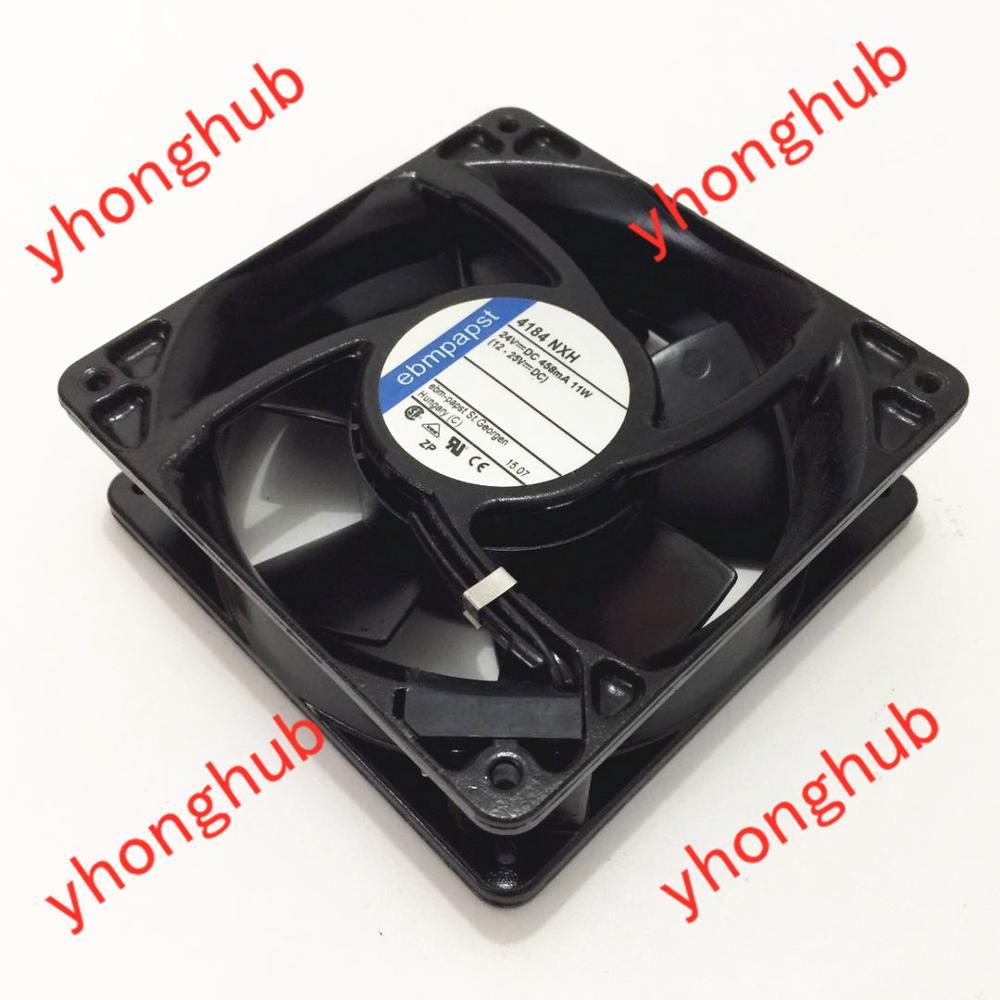 Ebm-papst 4184NXH DC 24 V 11 W 120x120x38mm ventilateur refroidisseur de serveur