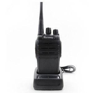 Image 1 - F 3S New Walkie talkie Professional Civilian Waterproof 5W Power Security Portable Radio Self driving Office Hotel Walkie Talkie