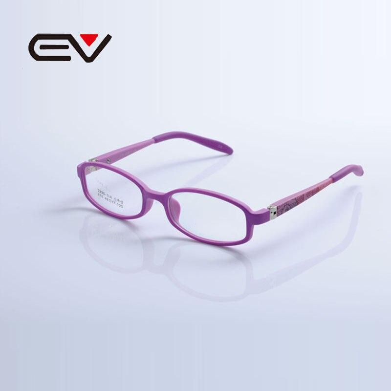 Rámy na brýle pro děti Rám na brýle Brýle optické brýle na brýle brýlové brýle Brýle na brýle brýle EV1170
