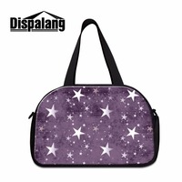 Best Gym Bags For Women Star Printed Shoulder Duffle Bags On Sale Girly Lightweight Gym Bag