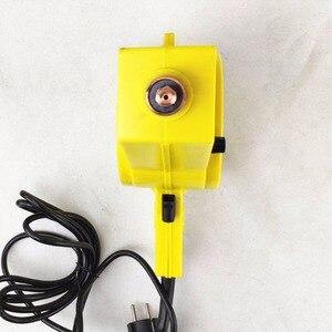 Image 5 - 스폿 용접기 자동차 바디 수리 덴트 풀러 차고 시트 금속 수리 도구 1300A 휴대용 스폿 용접 기계