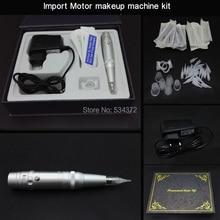 35000R Import Motor Perfessional Permanent Makeup Machine kits Free Shipping