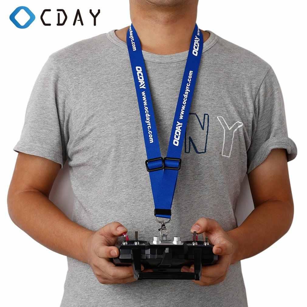 OCDAY Blue Adjustable Neck Strap Belt Sling Lanyard for Remote Controller RC Model Toys Parts