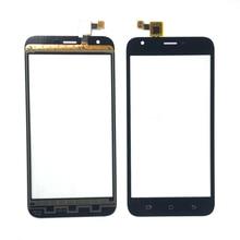 Ekran dotykowy czujnik dla arka Benefit S502 Plus digitizer panel dotykowy przedni szklany obiektyw dotykowy bezpłatne naklejki 3m