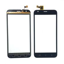 Touch Screen Sensor For Ark Benefit S502 Plus Touch Panel Digitizer Front Glass Lens Touch free 3m stickers