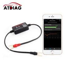 12 V Bluetooth 4,0 BM2 Batterie monitor Tester Diagnose-Tool für Android IOS iphone Digitalen Analysator Batterie Maßeinheiten