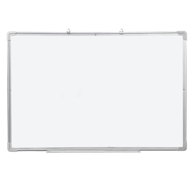 Magnetic Dry Wipe Whiteboard U0026 Eraser Memo Teaching Board Kitchen Office  (500 X 350mm)