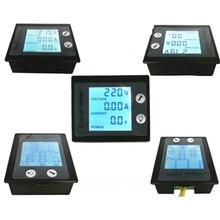 Voltage Meters PZEM-001 Voltmeter Ammeter AC 10A 80 ~ 260V AC Voltage Meter Current Power Energy Voltage Detector Digital PD все цены