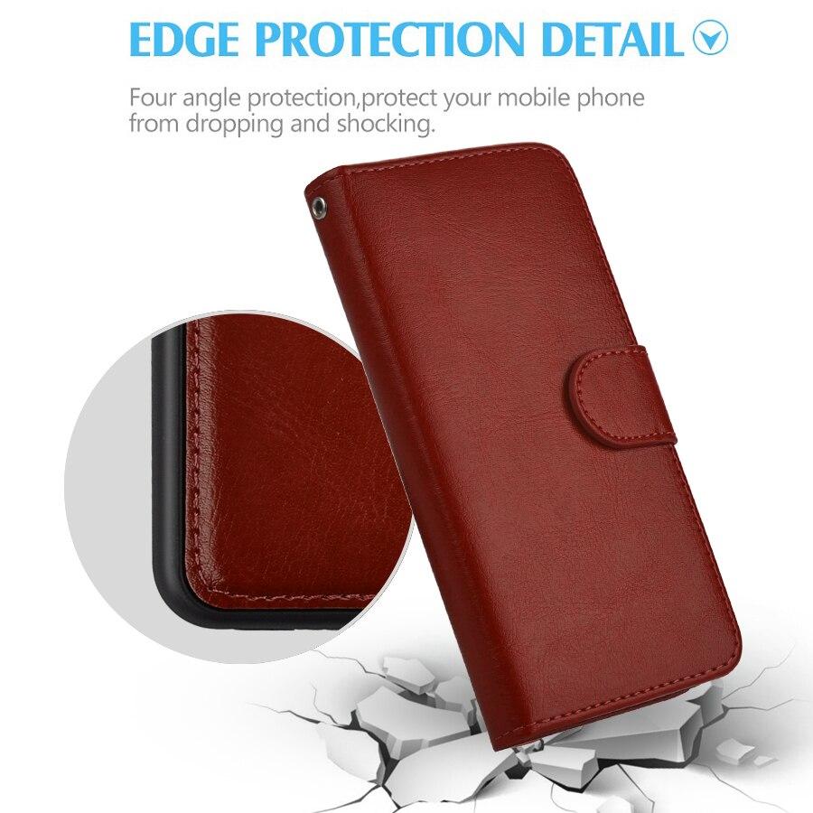 LANCASE Samsung Galaxy S7 Edge Case Wallet Flip անջատվող - Բջջային հեռախոսի պարագաներ և պահեստամասեր - Լուսանկար 4