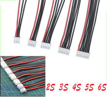1pcs 2S 3S 4S 5S 6S Balance Charger Cable Lipo Battery Balance Charger Cable For IMAX B3 B6 Connector Plug Wire