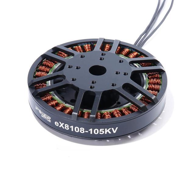 iPower Motor ex 8 eX8108 105KV UAV Motor/servo motor joint motor module reducer driver for MIT Mini Cheetah four legged robot
