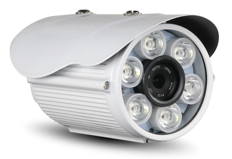 Seetong Full-color surveillance camera Onvif H.265 P2P security POE Audio IP camera Outdoor waterproof white light UC