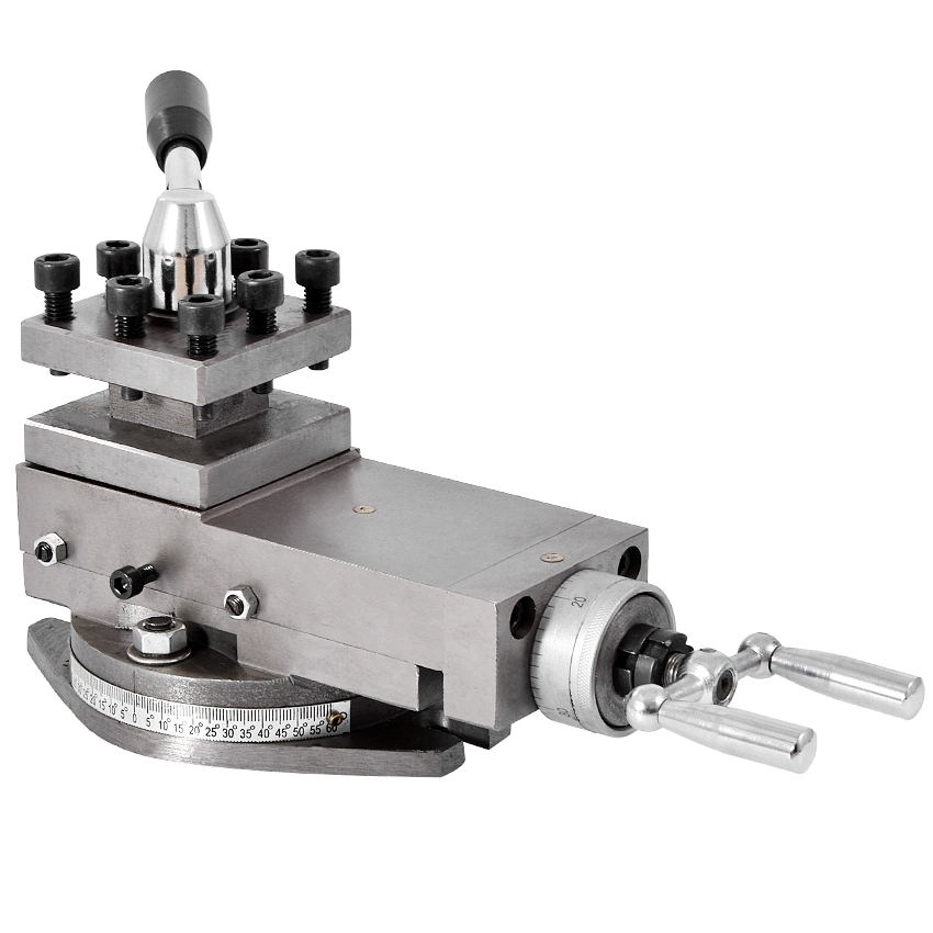 新しいAT300ツールホルダーミニ旋盤アクセサリー金属旋盤ホルダーツールアセンブリクイックチェンジ旋盤ツールホルダーツール80mmストローク工作機械