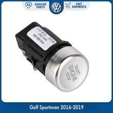 OEM OEM Engine Start Stop Button Switch LHD Sportsvan 51G 959 839 para VW Volkswagen Golf 2016-2019