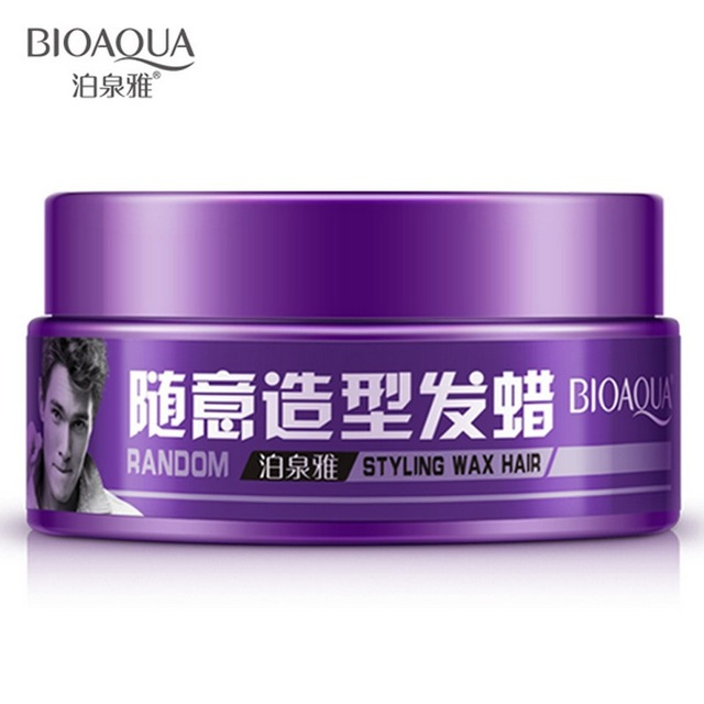 100g Strong lasting fluffy Wax Hair Styling Moving Rubber Series Casual Matte 100g Travel Size Free Shipping Personal Care other suee 100g