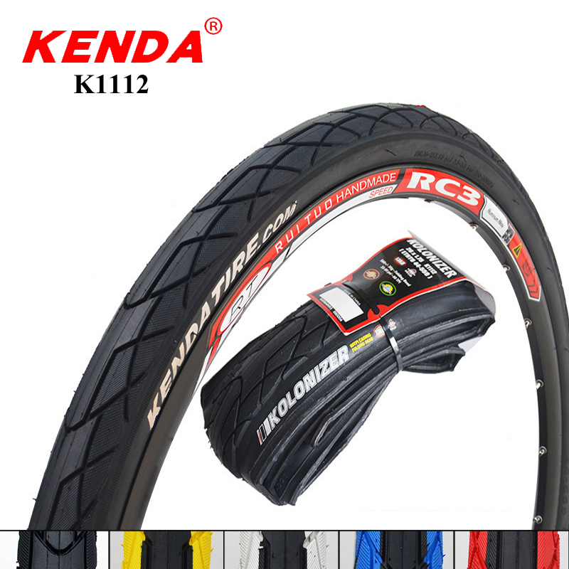 KENDA Bicycle Tire 26 26*1.5 26*1.75 Folding Tyres 60TPI Anti Puncture BMX MTB Mountain Bike Tires 26er Ultralight 560g Colored