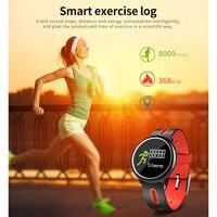 Newst خطوة عداد الخطى خطوة تعقب الرياضة أداة رصد النوم الذكية اللياقة أخضر اللون