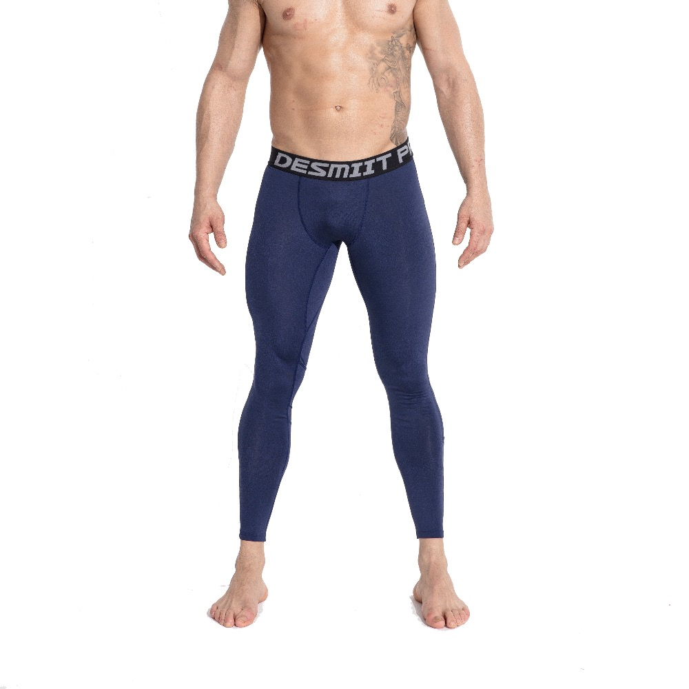 Mens Tight Flexible Training shorts Exercise Pants Fitness Competition legging