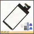 Первоначально новая дигитайзер для Nokia Lumia X2 Dual SIM RM-1013 X2DS touch панель экрана переднее стекло объектива