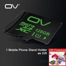 Ov 128 gb tarjeta de memoria sd micro sdhc sdxc clase 10 TF Tarjeta de Memoria Flash Microsd MicroSDHC MicroSDXC para Smartphone Teléfono Móvil Tablet