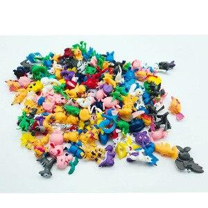 Image 4 - 13 шт. Pokeball + 24 шт., фигурки японского кино и ТВ, экшн фигурки, аниме игрушки, мастер шар, кукла для питомцев, pokebotas, подарки на день рождения детей