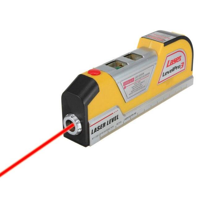 Kacy 1pc Lot Electronic Straight Laser Line Level Floor