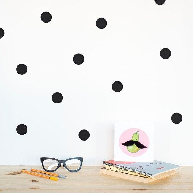 Jjrui Gold Polka Dots Wall Home Decor Vinyl Dot Nursery 2