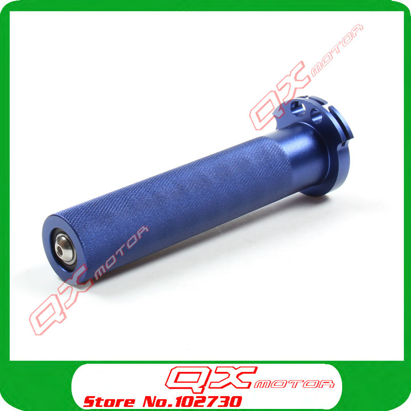 CNC Quick Turn Throttle Tube for YZF WRF 250 400 426 450 Dirt Bike MX Motocross OFF Road Motorcycle