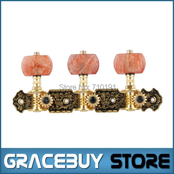 Alice AOS-020HV2P Classical Guitar Plated Tuning Keys Pegs String Tuners Machine Head мойка воздуха aos w2055a