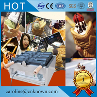 fish model Electric waffle machine, electric taiyaki maker Fish Cake Machine Stainless Steel