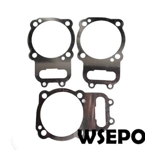 US $13 5 |Top Quality! Head Gasket (Aluminum) for 186F 9HP Air Cooled 04  stroke Diesel Engine,5KW Diesel Generator Parts-in Generator Parts &