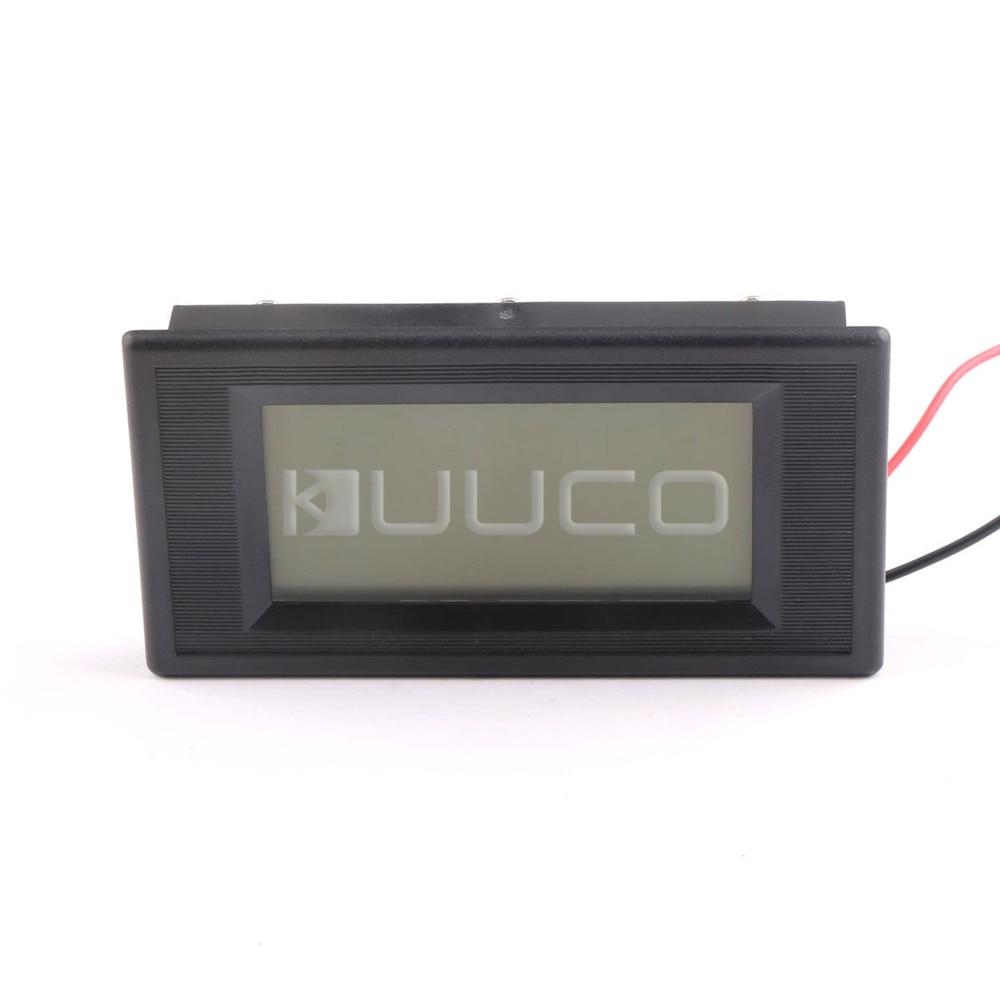DC12V 24V Voltage Meter DC 3.5V~30V Blue LCD Display Digital Voltmeter LCD blue backlight Digital Tester