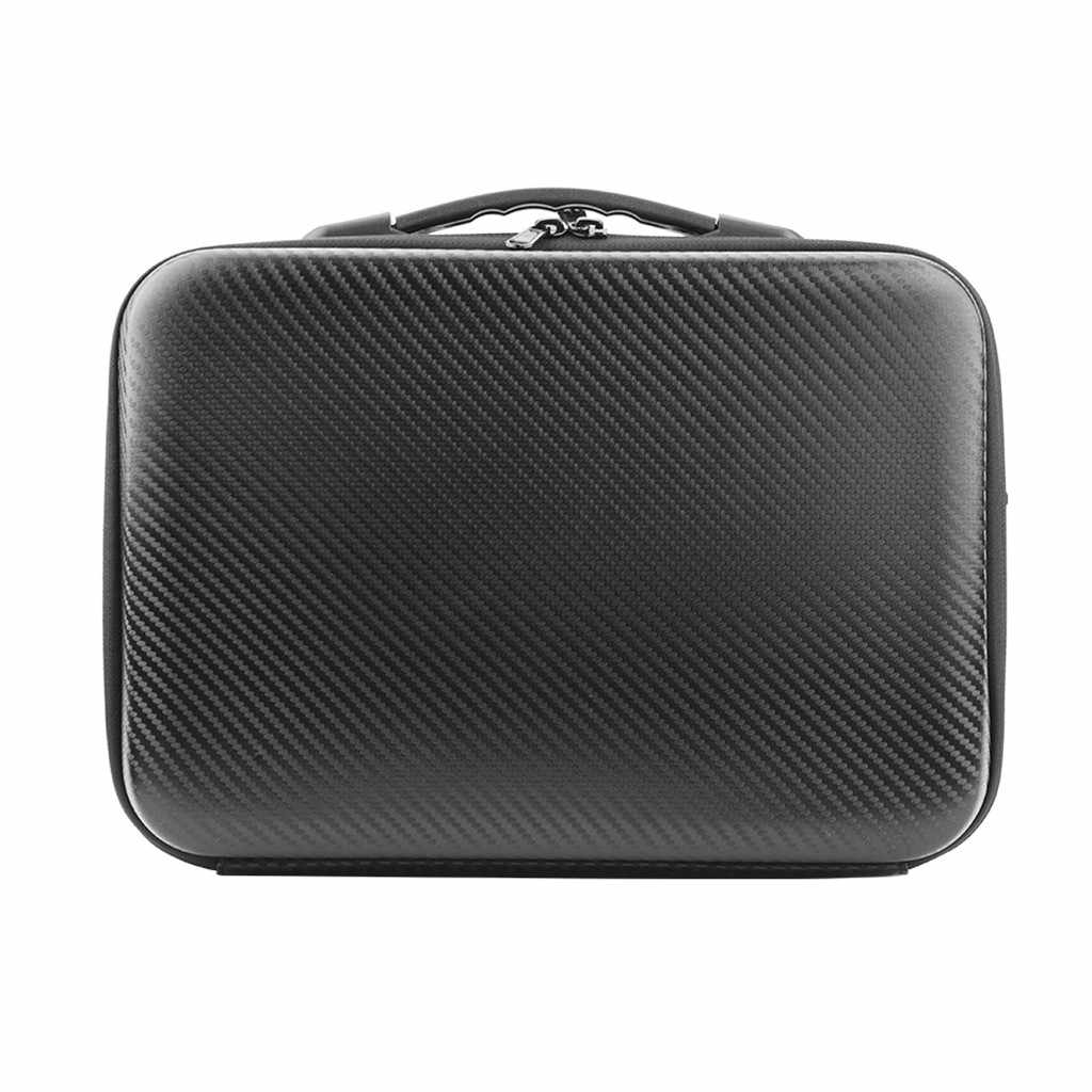 Ouhaobin Portable Storage Case For Xiao Mi X8/ X8 SE RC Drone Travel Carrying Case Box Storage Bag Waterproof PU Nylon 527#2