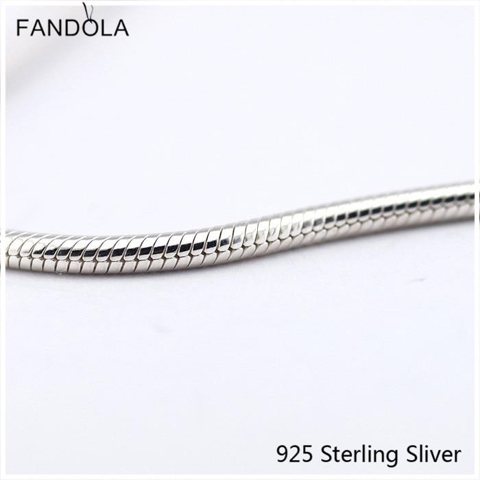CKK Essence Bracelets Sternenhimmel Verschluss 925 Sterling Silber - Edlen Schmuck - Foto 3