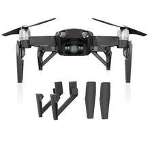 Комплект шасси для dji mavic air drone стабилизаторы высоты