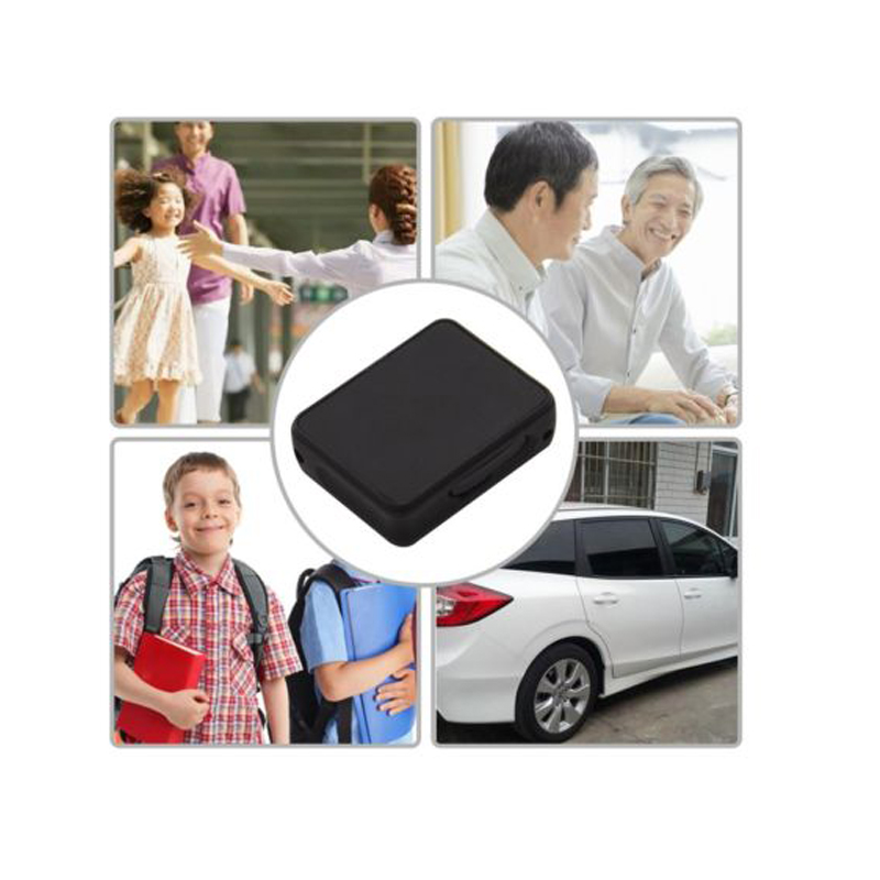 Mini Portable Mini GPS Trackers Car Older Child Pet Child Tracking Positioning Anti-Lost Anti-theft Machine GPS Exquisite Small