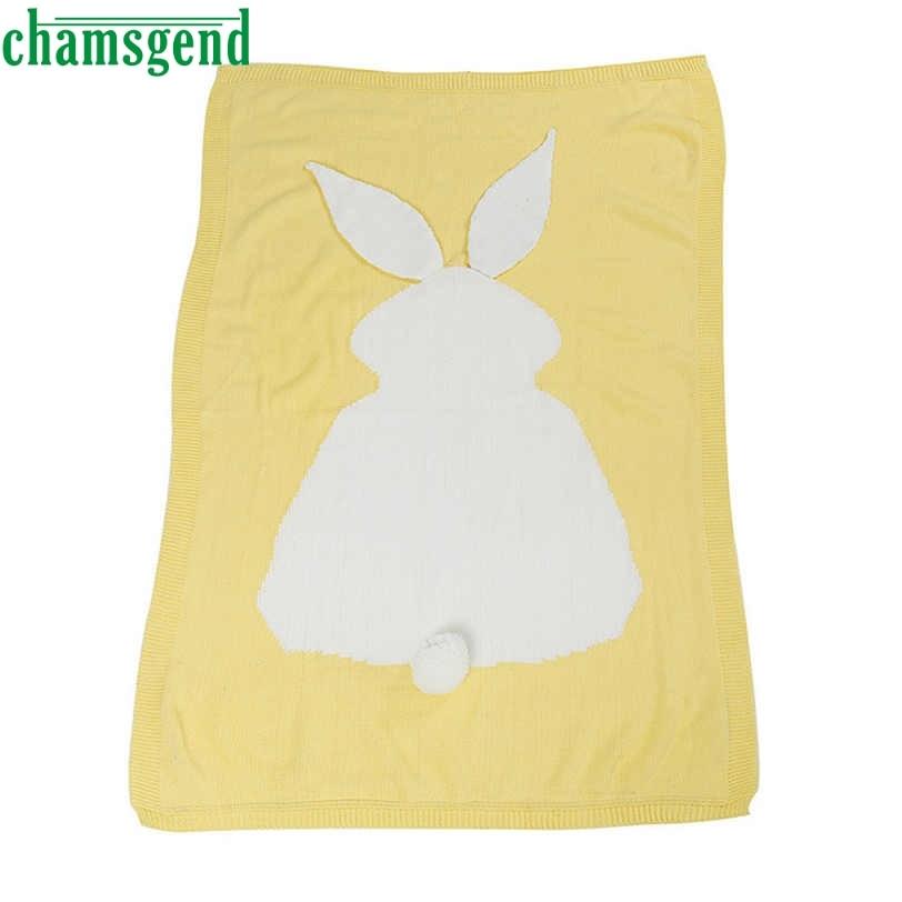 CHAMSGEND sheets drop SHIP Kids Knitting Blanket Bedding Quilt Play Blanket Throw Blanket Crib Wrap Blanket S30 st5 quilt